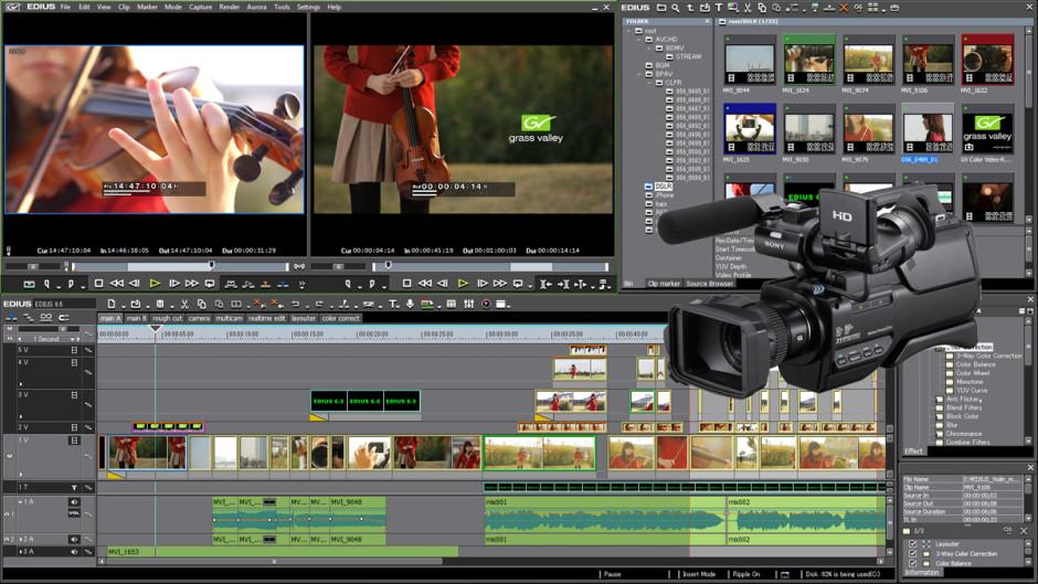 Video Editing Facility