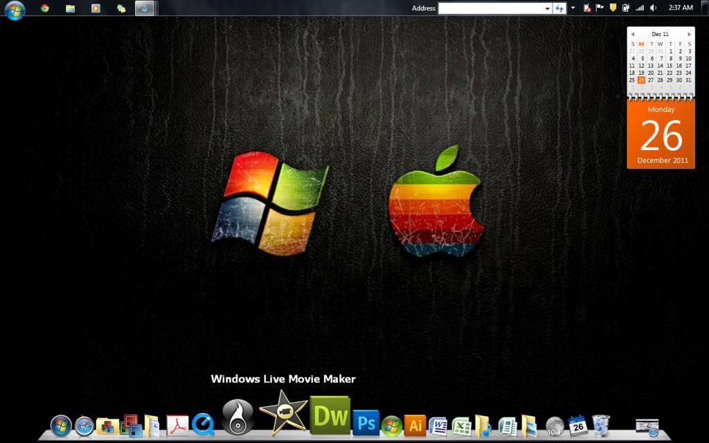 Hybrid OS