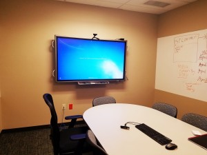 Conference Room Smart Technology Installation