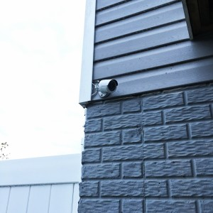 Surveillance Cam Install
